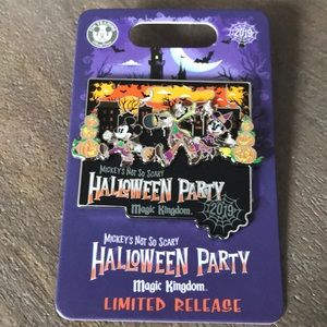 Disney's Mickey's Not So Scary Halloween Pin 2019
